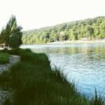 Frei zugängliches Ufer an der Seine