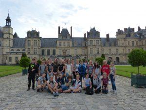 Chatêau Fontainebleau